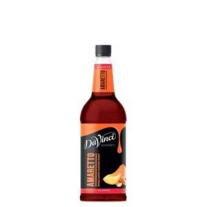 """Сироп """"Da Vinci"""" Амаретто – 1 литр"""