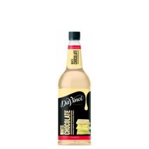 """Сироп """"Da Vinci"""" Белый Шоколад – 1 литр"""