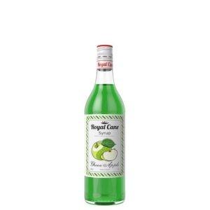 """Сироп """"Royal Cane"""" Зеленое яблоко – 1 литр"""