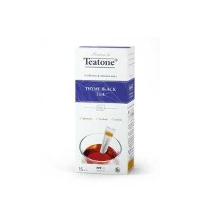 Чай Thyme black tea | Black line
