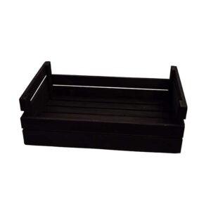 Деревянный ящик для подарка, хранение, декор интерьера, основа для подарка