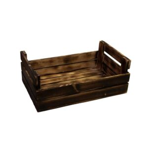 Деревянный ящик (малый) для подарка, хранения, декора интерьера, основа для подарка