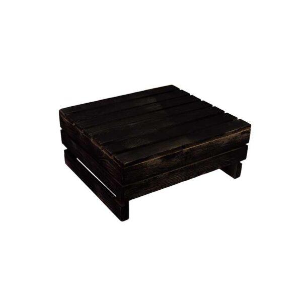 Деревянный ящик (малый) в стиле лофт для подарка, хранение, декор интерьера, основа для подарка