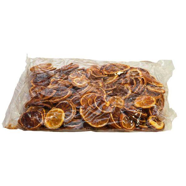 Чипсы «Цитрусовые» Красный апельсин 1